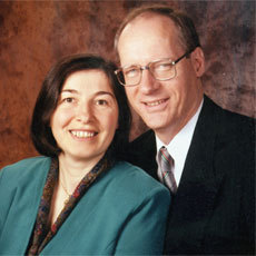 Nevenka & Gerry Clarke - founders of 							Pocket Books