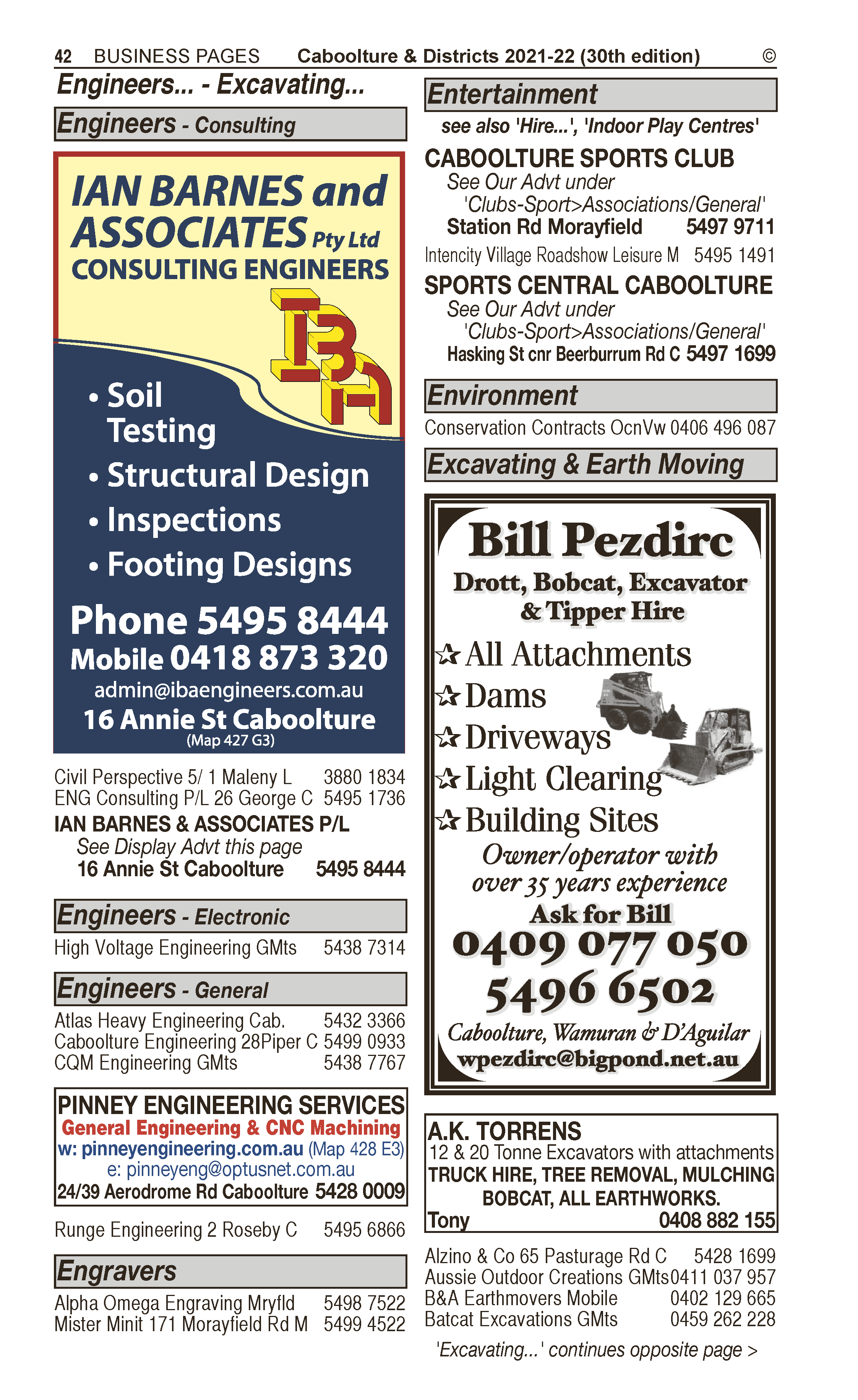 POCKET BOOKS | Advertising Agencies in Beerwah | PBezy Pocket Books local directories - page 42