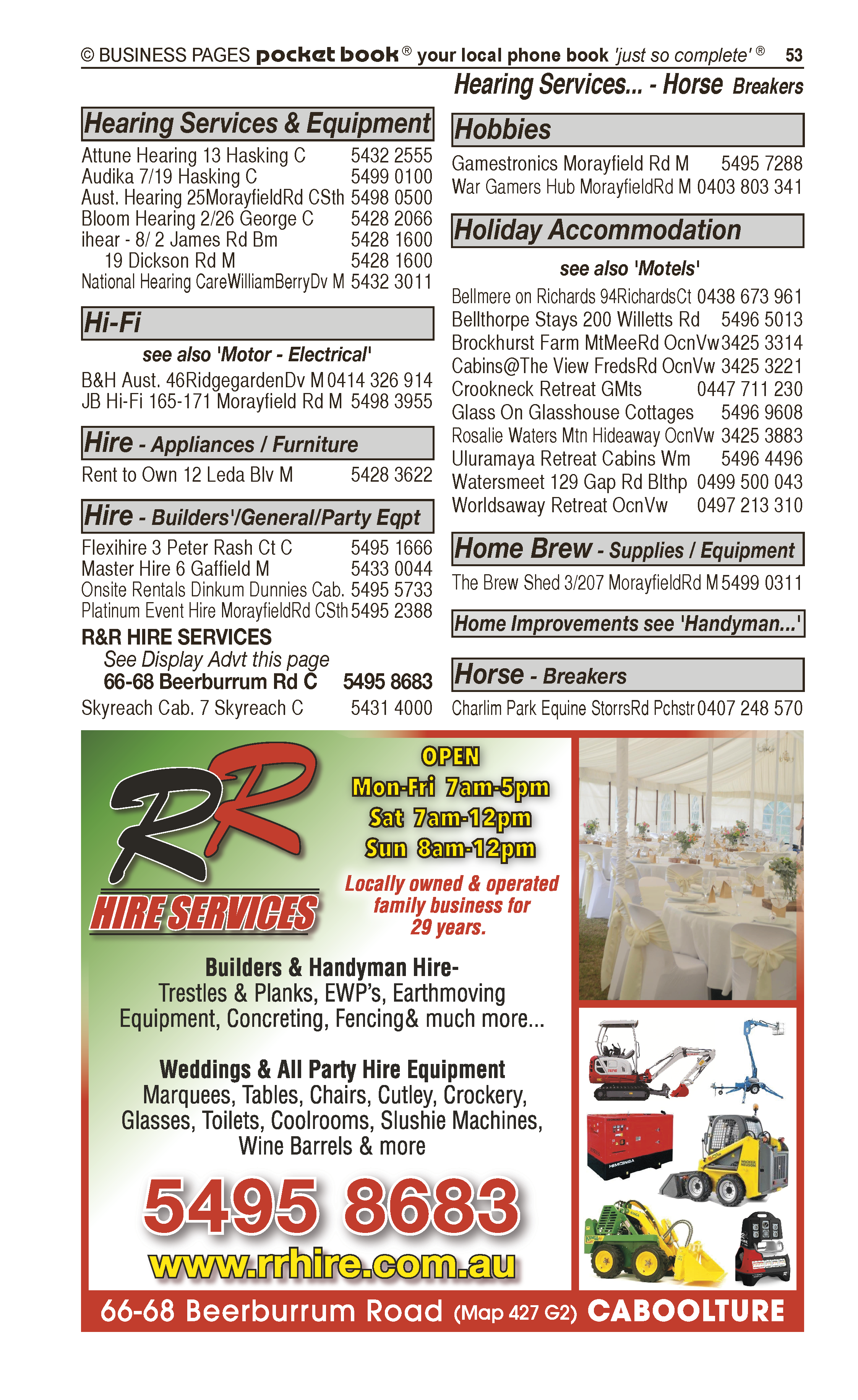 Bribie Auto Electrical & Air Conditioning in Bribie Island QLD - page 53