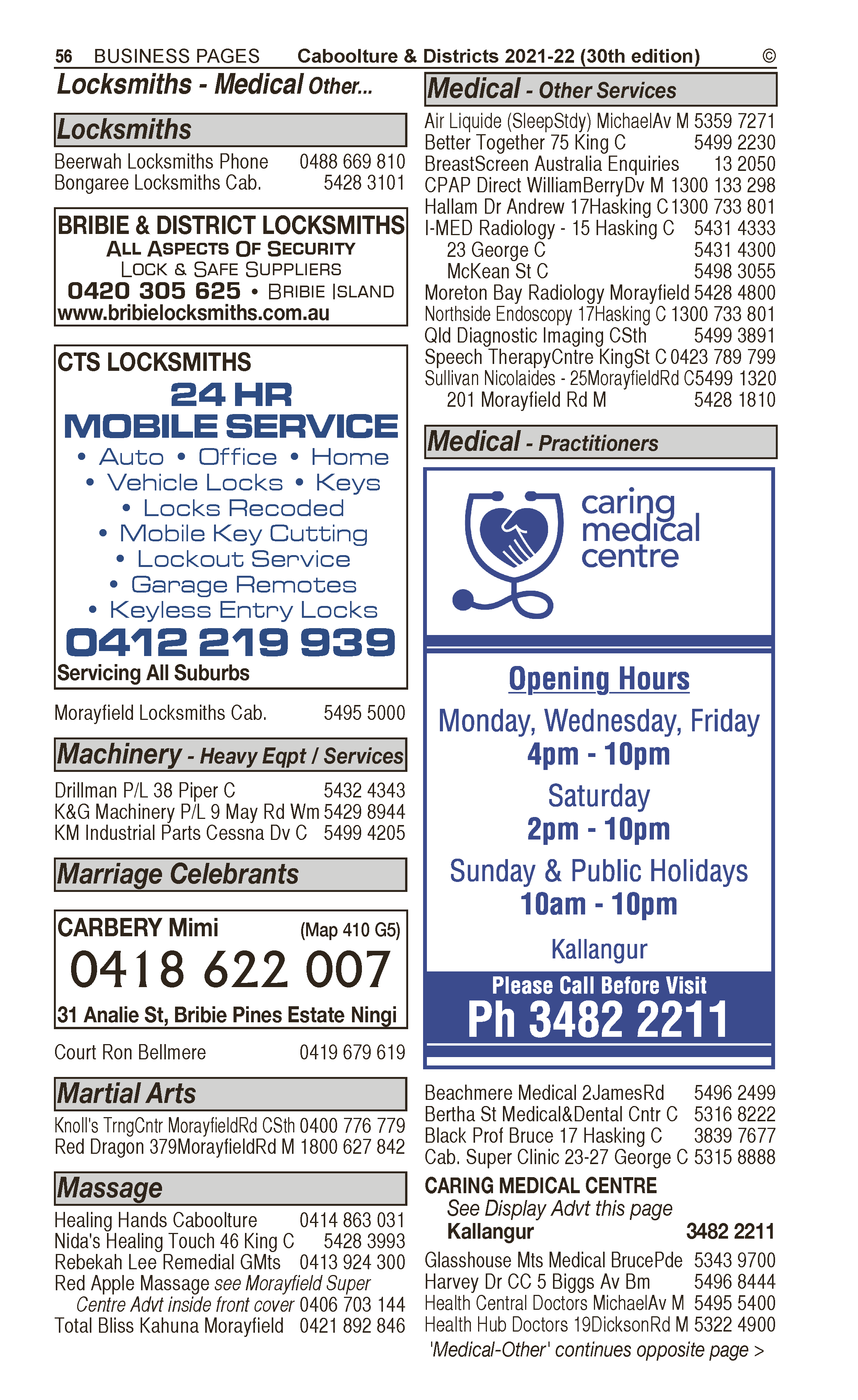 Burpengary Towing & Salvage in Burpengary QLD - page 56