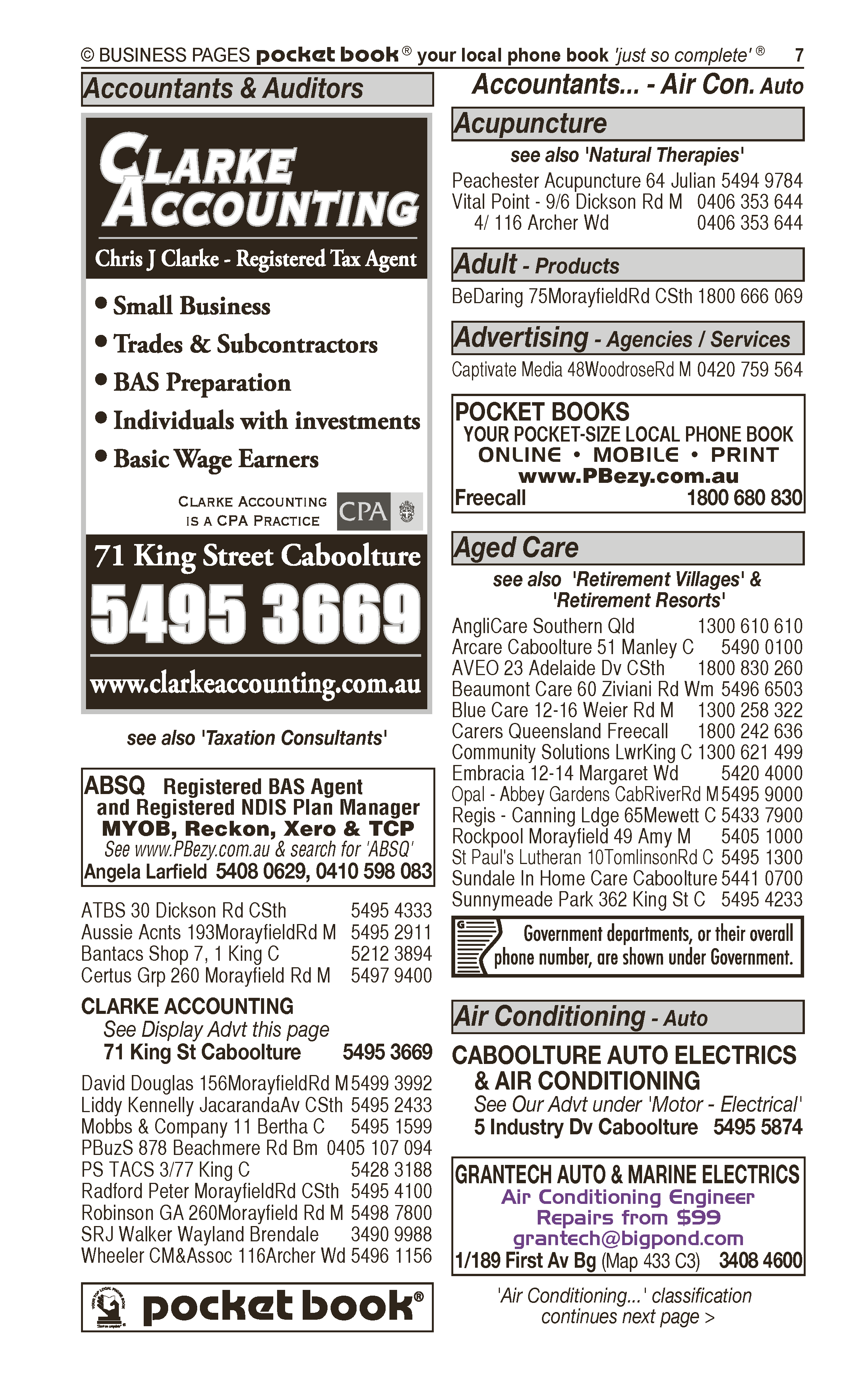 Bribie Auto Electrical & Air Conditioning in Bribie Island QLD - page 7