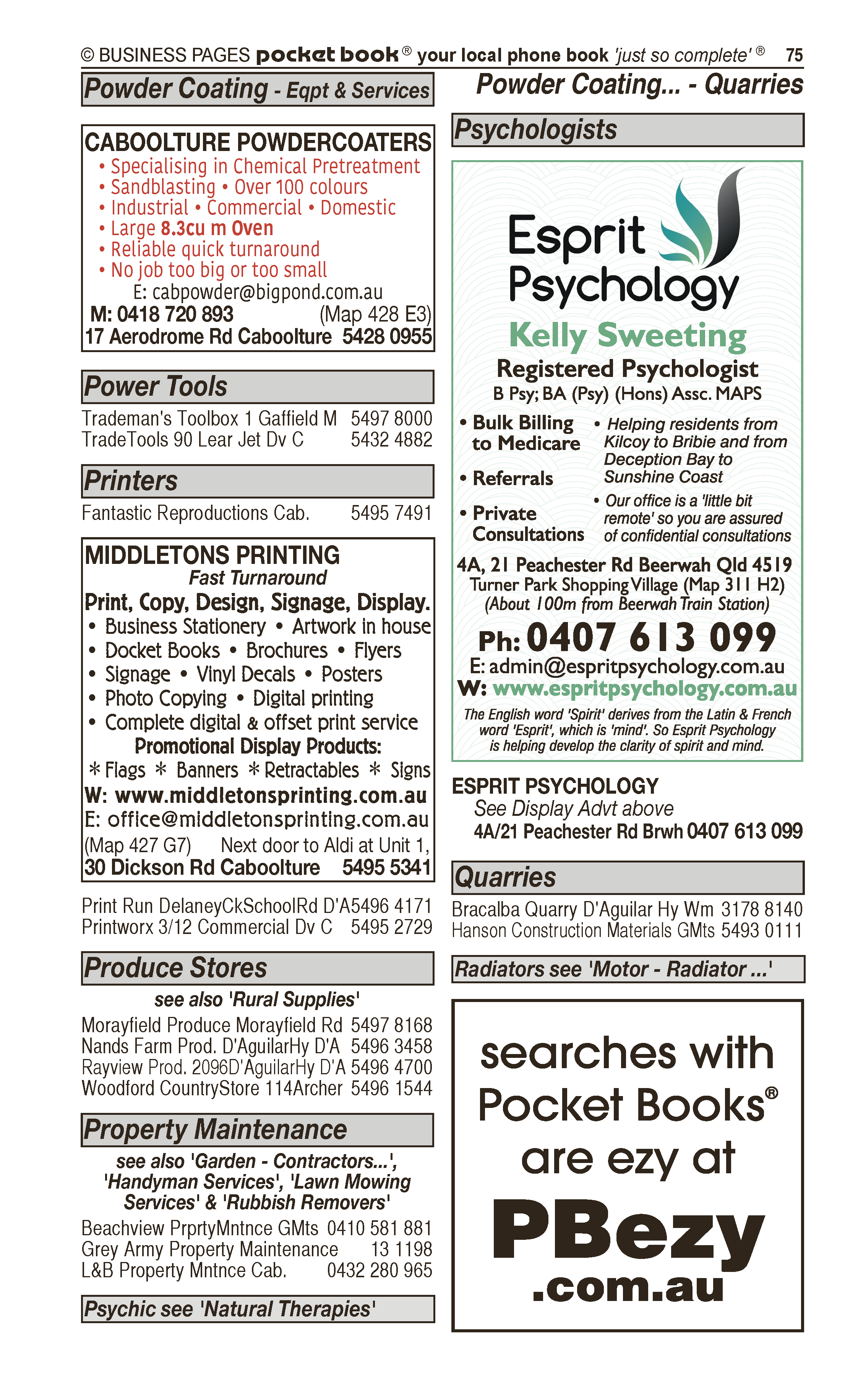 A&I Skips in Morayfield QLD - page 75