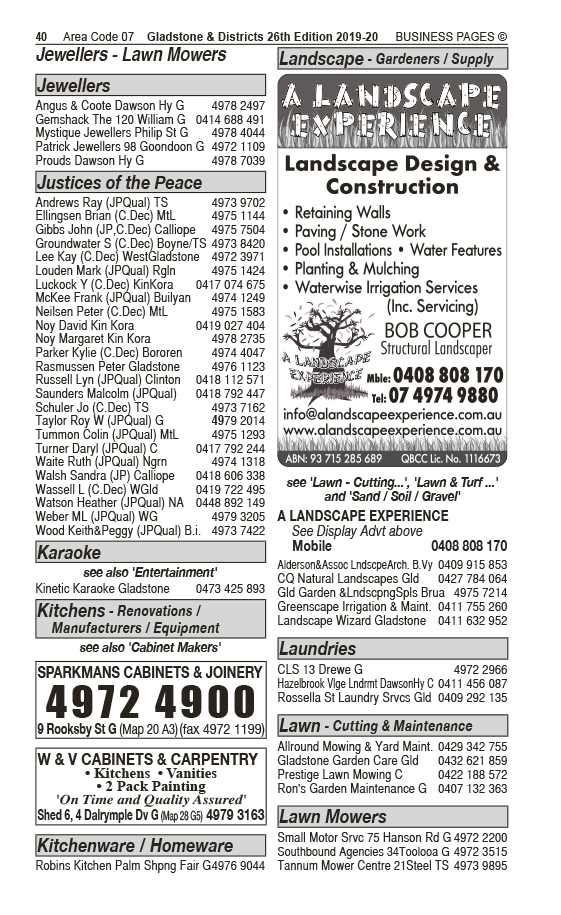 Ingrey Electrical Services in Gladstone QLD - page 40
