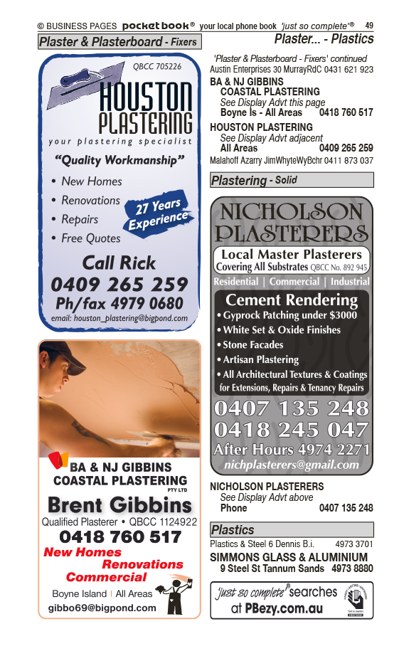 Little Bloom Room in Gladstone QLD - page 49