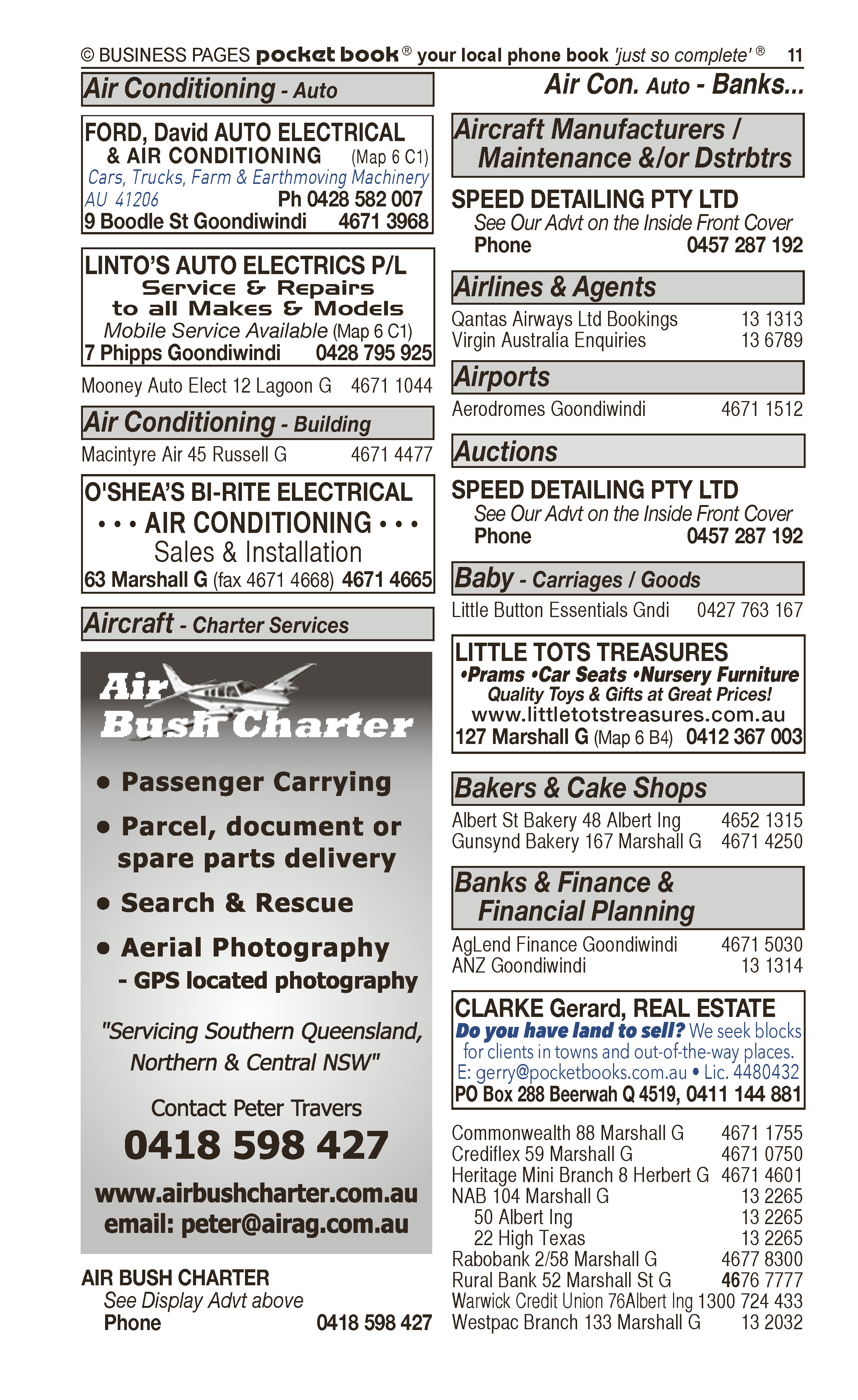 Arthur Agriculture in Goondiwindi QLD - page 11