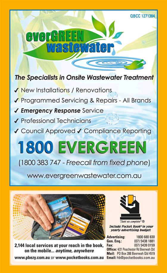 Evergreen Wastewater in Hervey Bay QLD - page -3