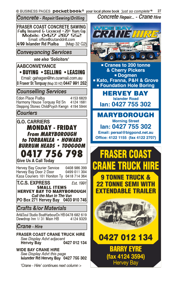AABConveyance | Conveyancing Services in Torquay | PBezy Pocket Books local directories - page 27