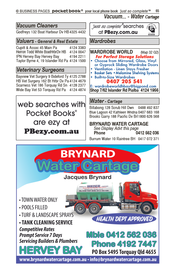 Hervey Bay Outboards in Urangan QLD - page 65