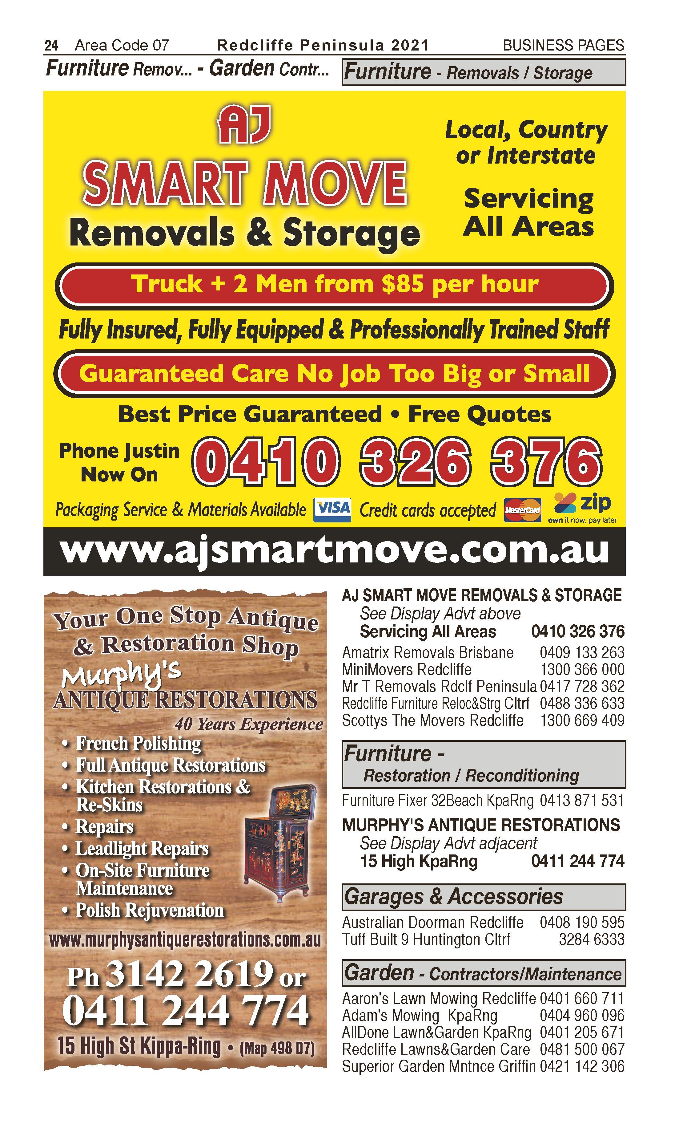 K & G Electrical in Redcliffe QLD - page 24