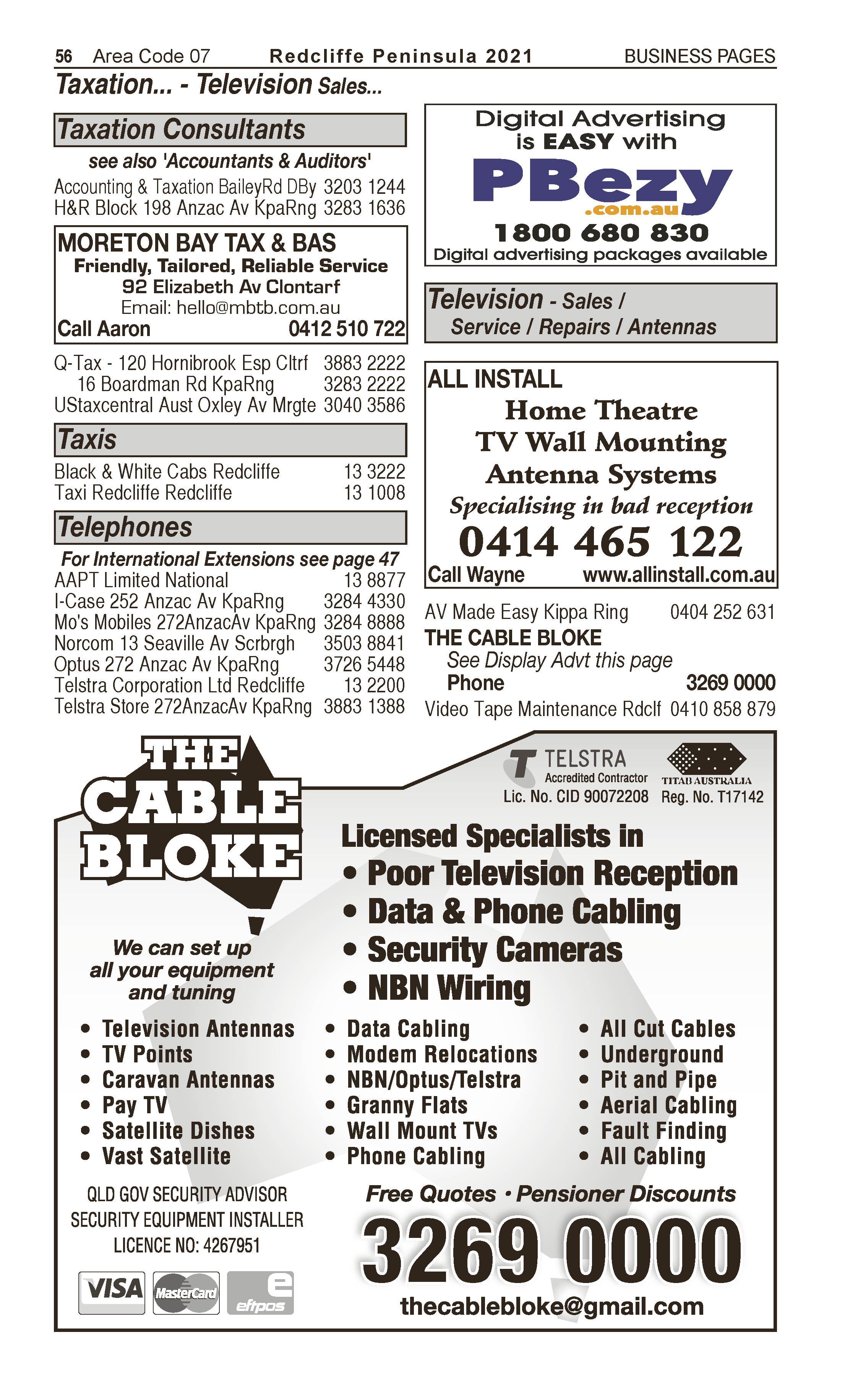Caboolture Gravel & Landscapes in Redcliffe QLD - page 56