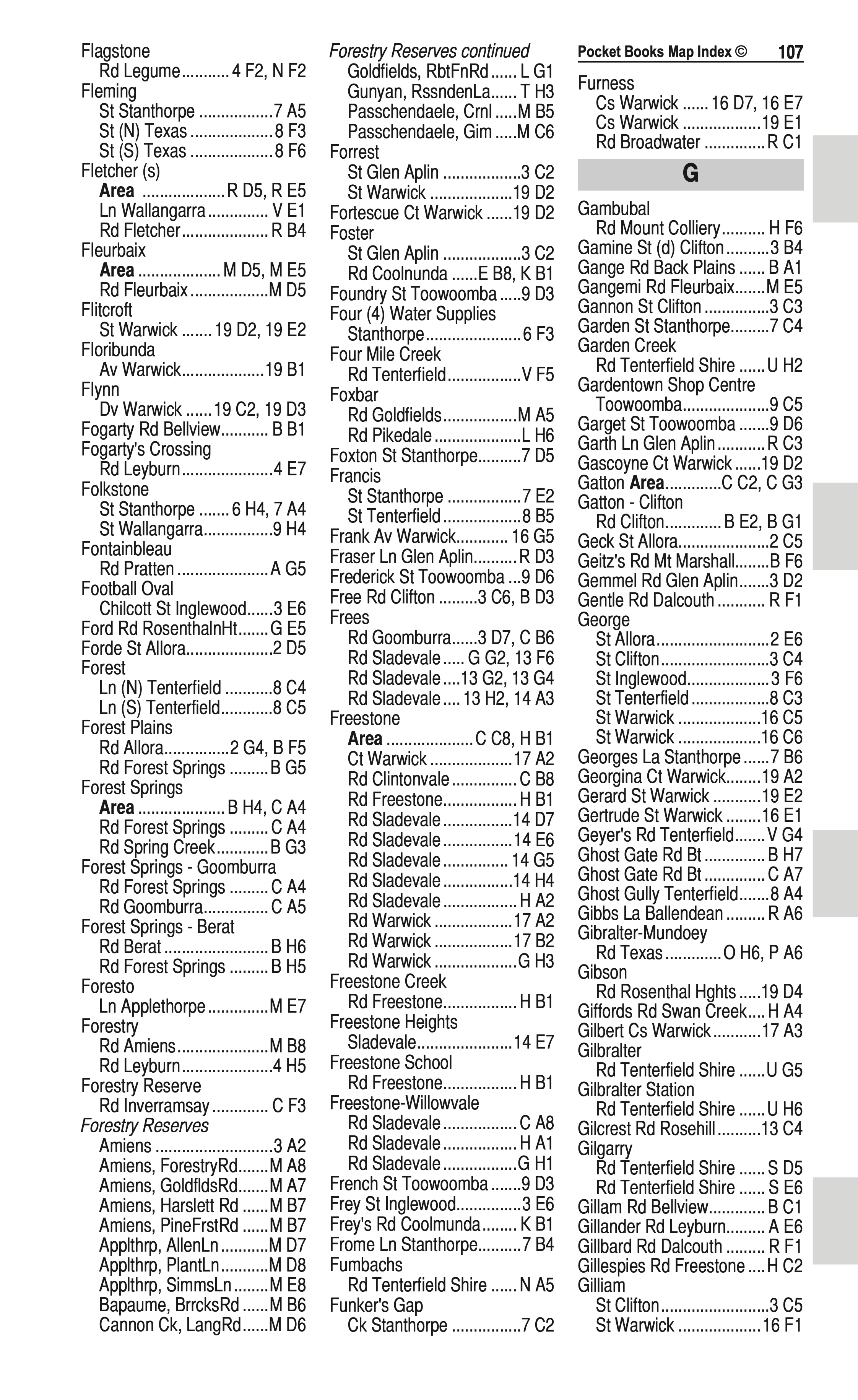 Abood Rick | Upholsterers & Upholstery in Warwick | PBezy Pocket Books local directories - page 107