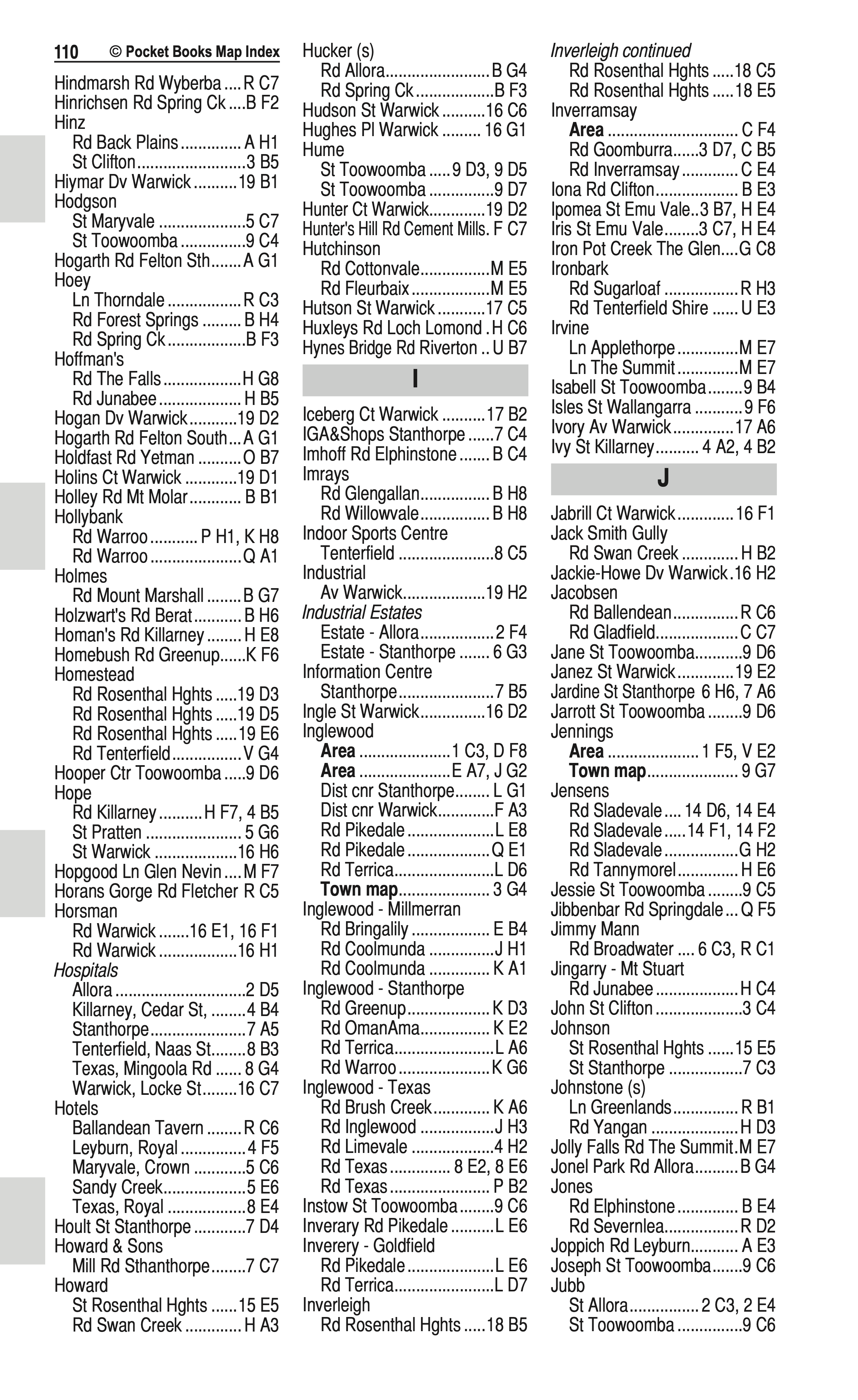 Dwan Drilling & Water Services | Boring, Drilling in Allora | PBezy Pocket Books local directories - page 110