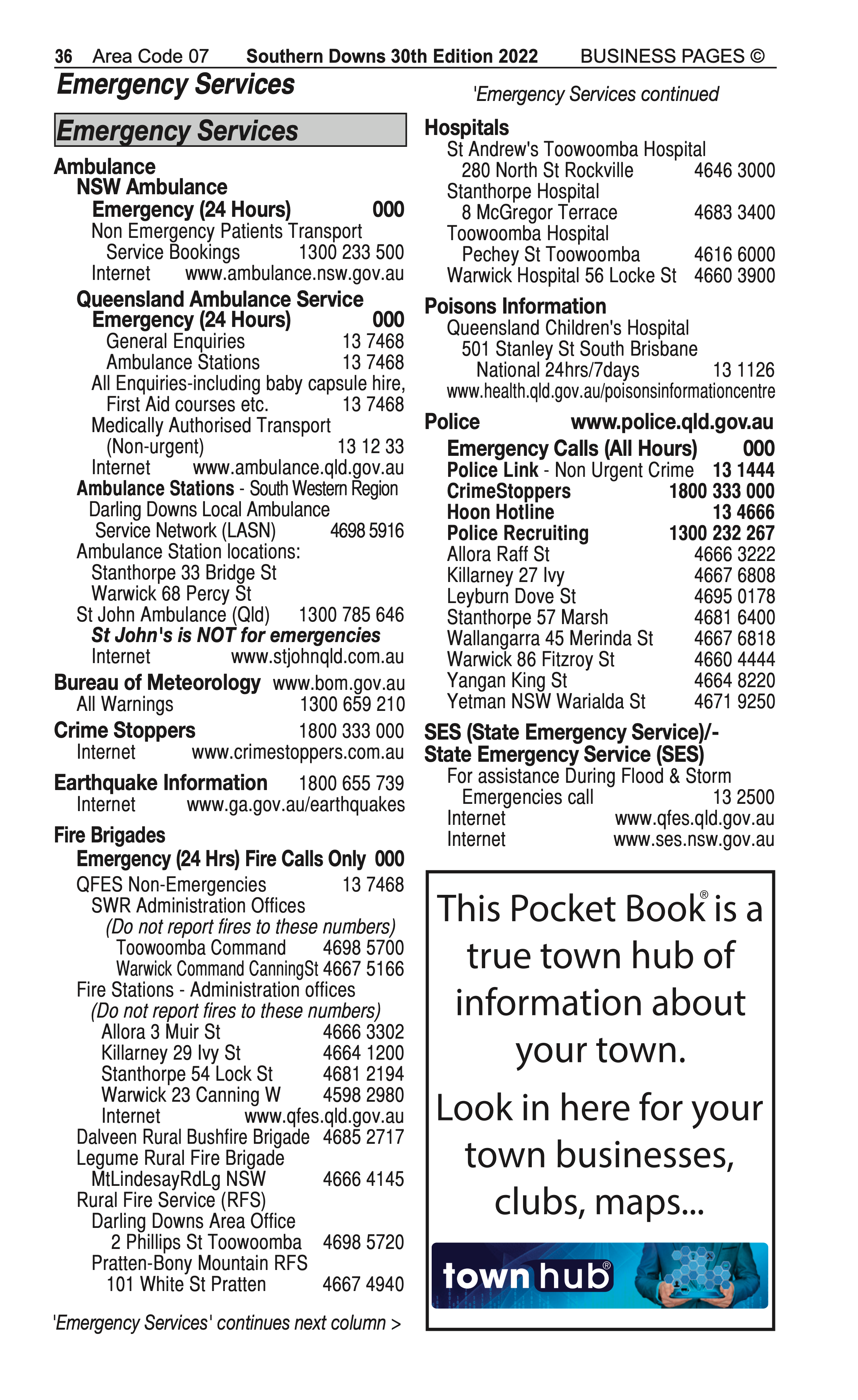 Mick Weier Concreting & Bobcatting | Concrete Contractors & Concretors in Wiyarra | PBezy Pocket Books local directories - page 36