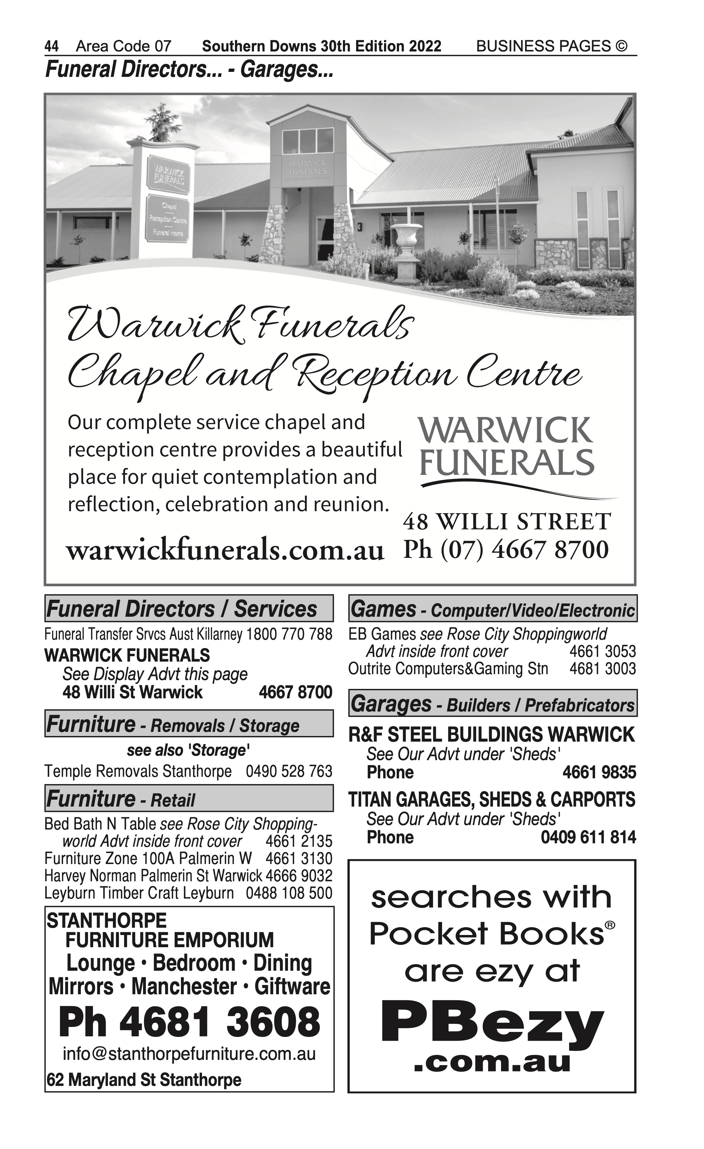 Mick Weier Concreting & Bobcatting in Wiyarra QLD - page 44