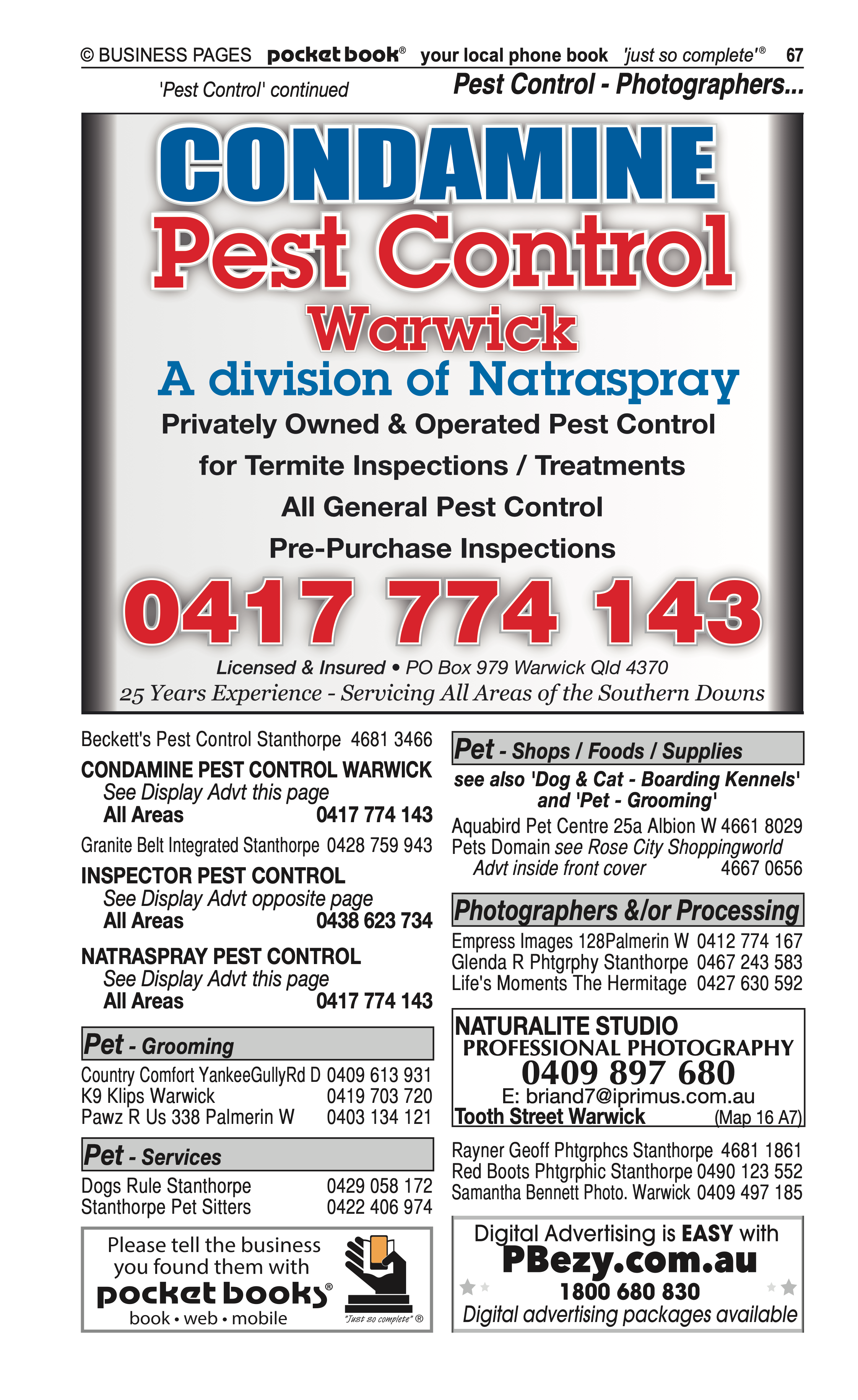 ABC Lawn & Garden Care | Lawn Mowing in Rosenthal Heights | PBezy Pocket Books local directories - page 67