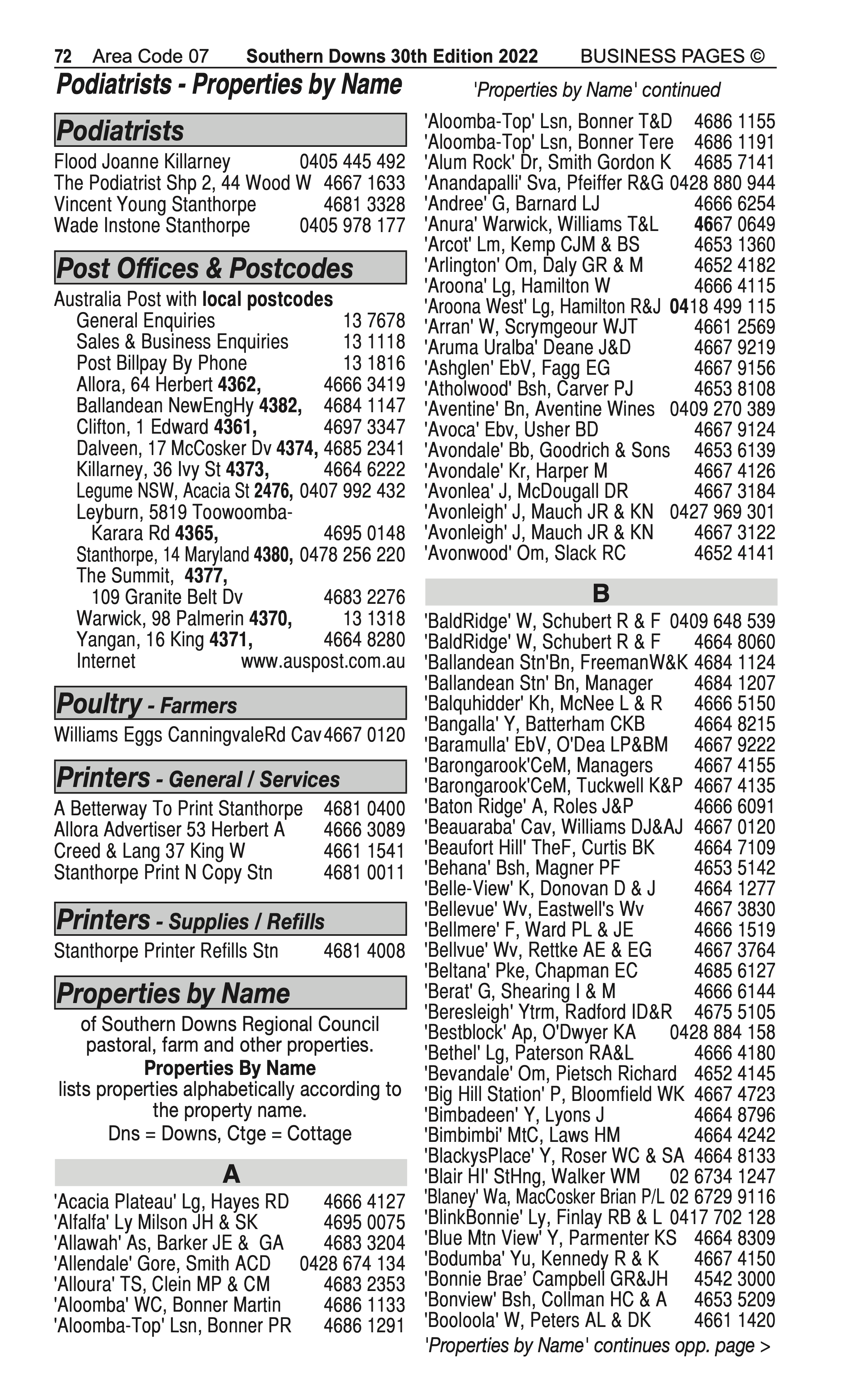 Mid City Collision Repair Centre | Motor – Panel Beaters, Painters in Warwick | PBezy Pocket Books local directories - page 72