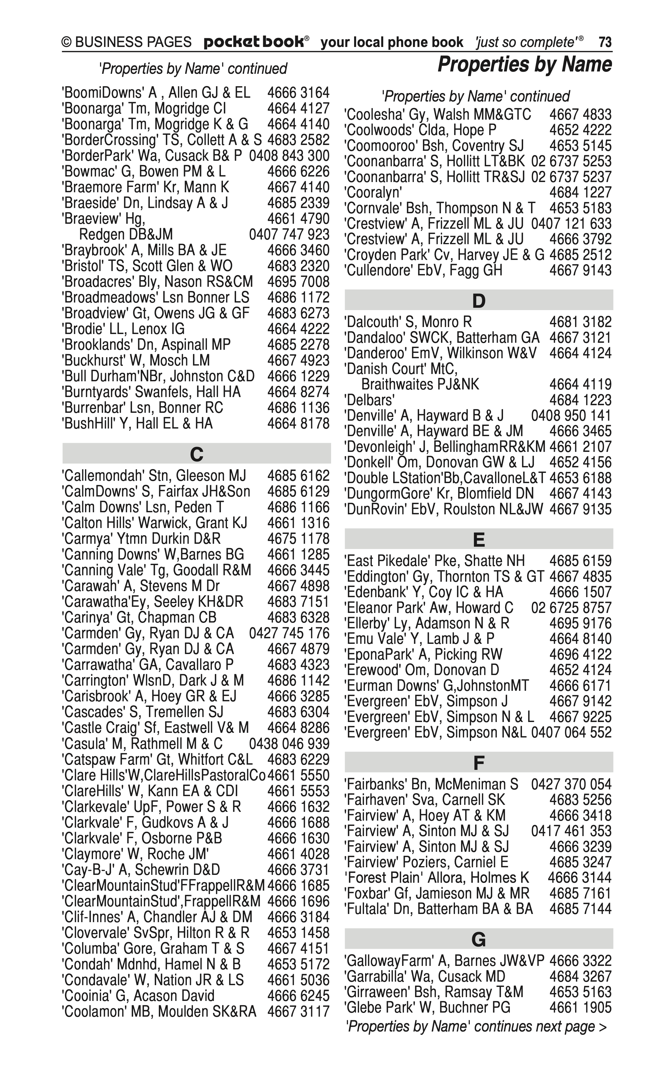 Warwick Panel & Paint | Motor – Panel Beaters, Painters in Warwick | PBezy Pocket Books local directories - page 73