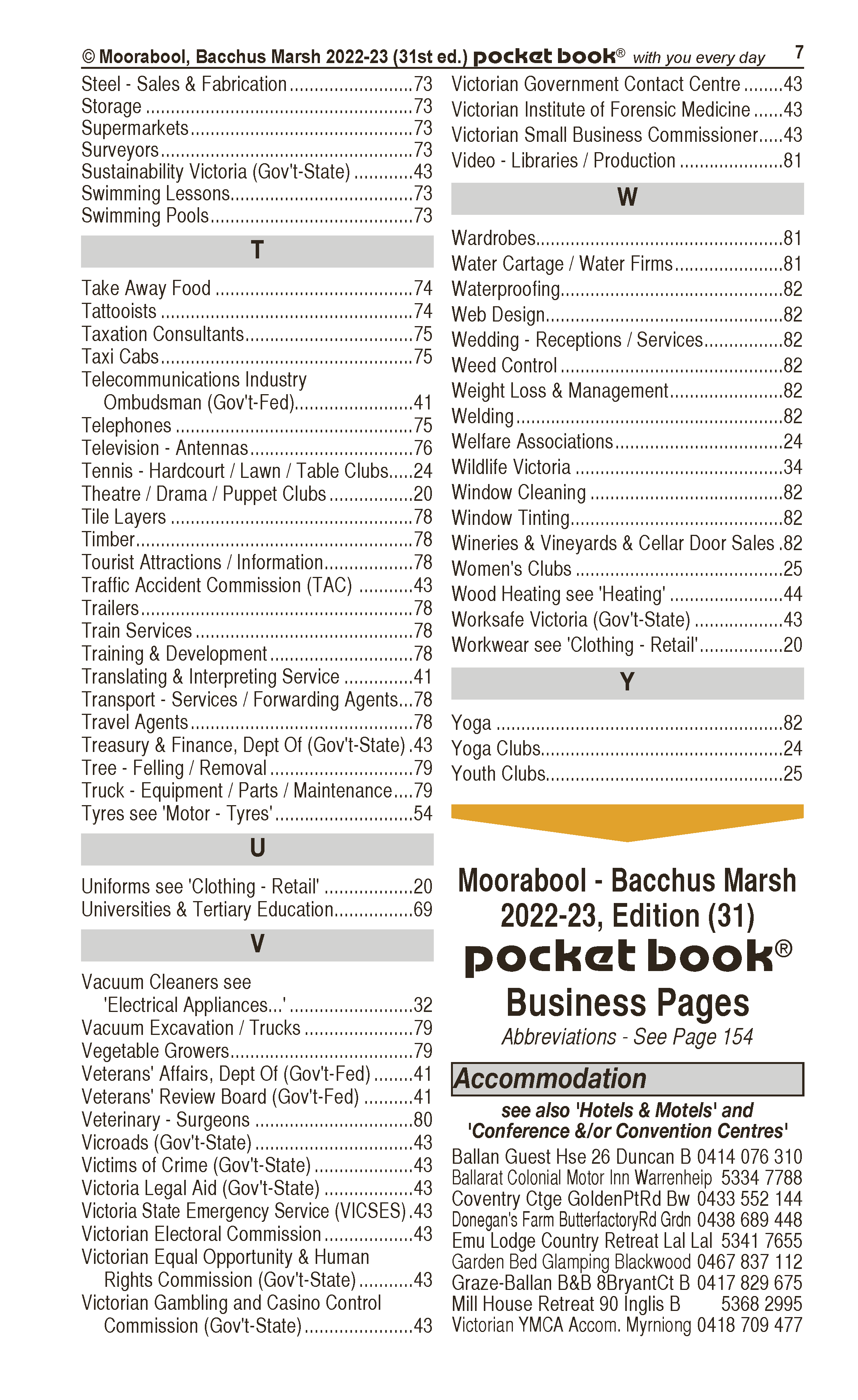 Macdonald James Accountants in Bacchus Marsh VIC - page 7
