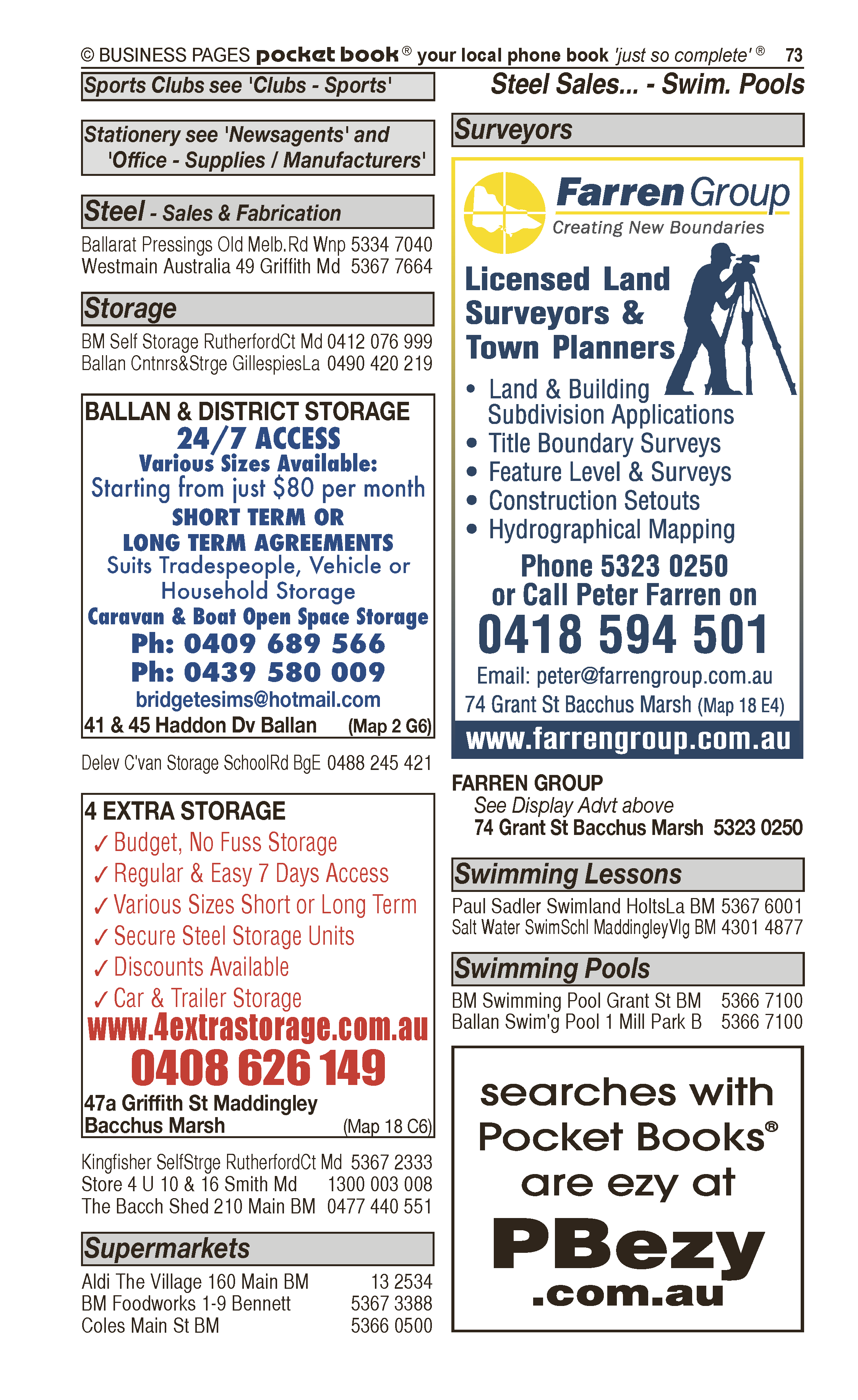 Maddingley Brown Coal Pty Ltd in Bacchus Marsh VIC - page 73