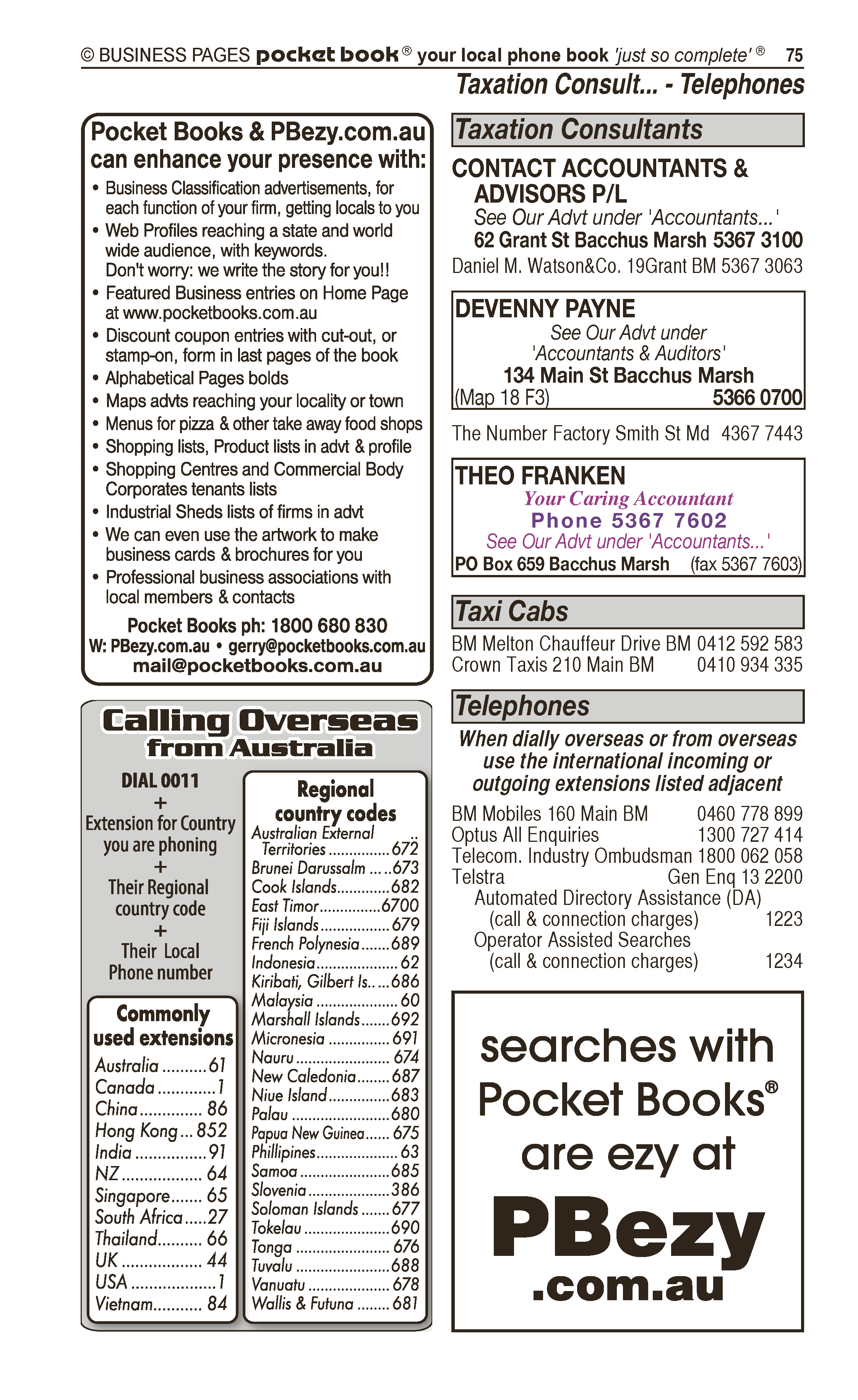 H & K Auto Electrical & Mechanical Pty Ltd in Maddingley VIC - page 75