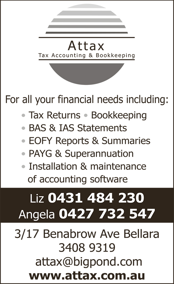 Attax Tax Accounting and Bookkeeping - Auditors