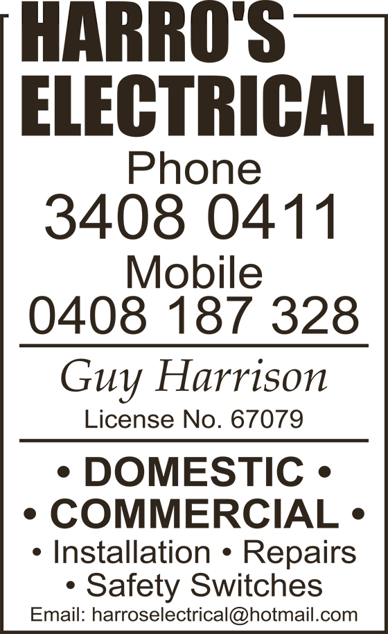 Harro's Electrical - Electricians
