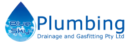Blue Sky Plumbing Drainage & Gasfitting