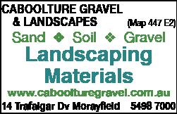 Caboolture Gravel & Landscapes - Garden - Supplies