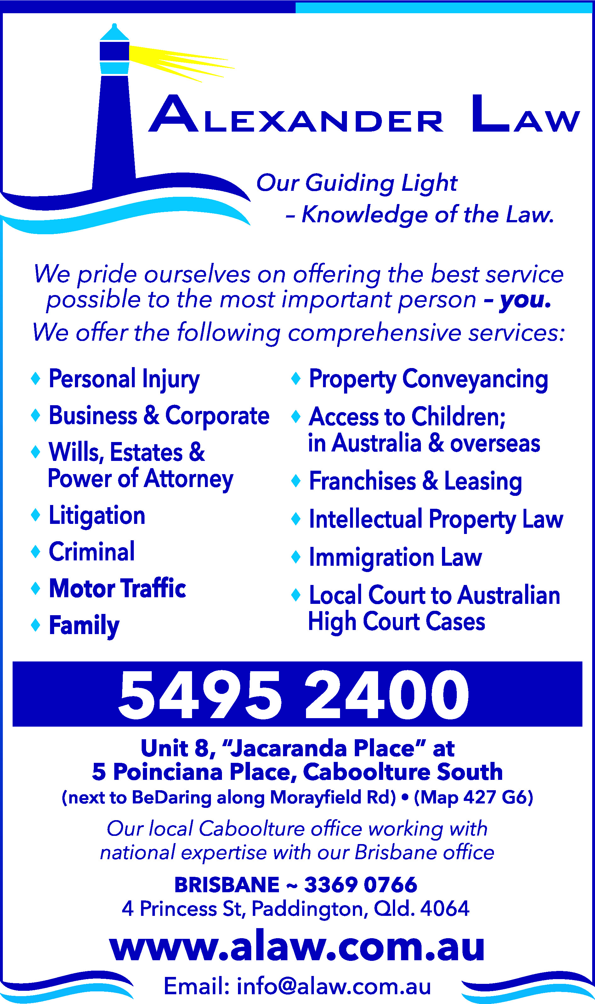 Alexander Law - Solicitors & Lawyers