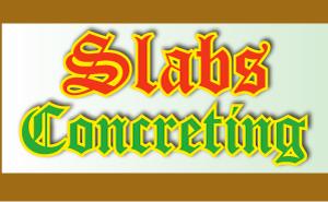 Slabs Concreting