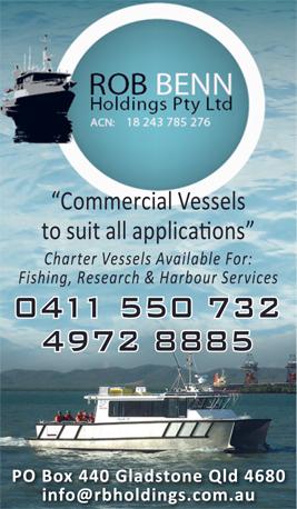 Rob Benn Holdings P/L - Boats