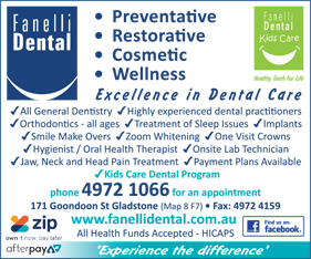 Fanelli Dental - Dental Services