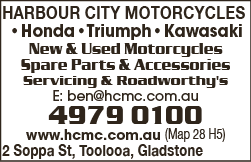 Harbour City Motor Cycles - Motor - Cycles