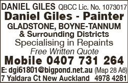 Daniel Giles - Painters & Decorators