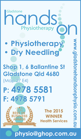 Gladstone Hands On Physiotherapy - Physiotherapists