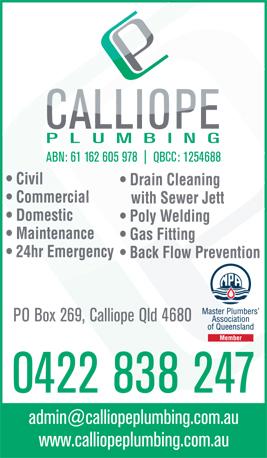 Calliope Plumbing - Drainers