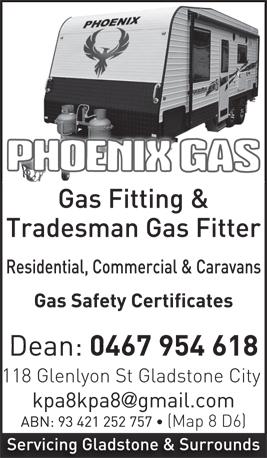 Phoenix Gas - Drainers