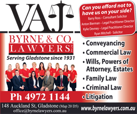 Byrne VAJ & Co Lawyers - Solicitors & Lawyers