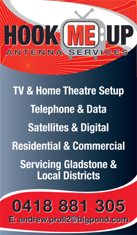 Hook Me Up Antenna Services - Television - Antennas