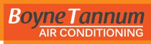 Boyne Tannum Air Conditioning logo