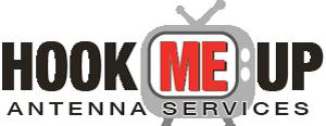 Hook Me Up Antenna Services logo