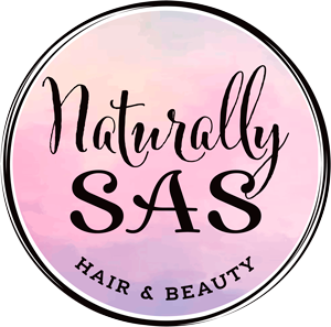 Naturally SAS Hair & Beauty logo