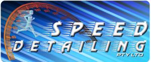 Speed Detailing Pty Ltd logo