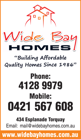 Wide Bay Homes - Cladding