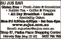 Su Jus Bar - Coffee Shops