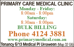 Primary Care Medical Clinic - Medical