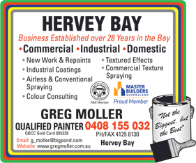 Moller Greg - Painter - Painters & Decorators
