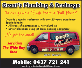 Grant's Plumbing & Drainage - Backflow Testing