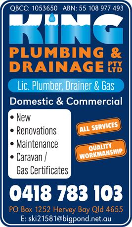 King Plumbing & Drainage P/L - Backflow Testing