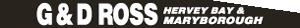 G&D Ross Bus Charters logo